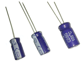 LED Driving Capacitor